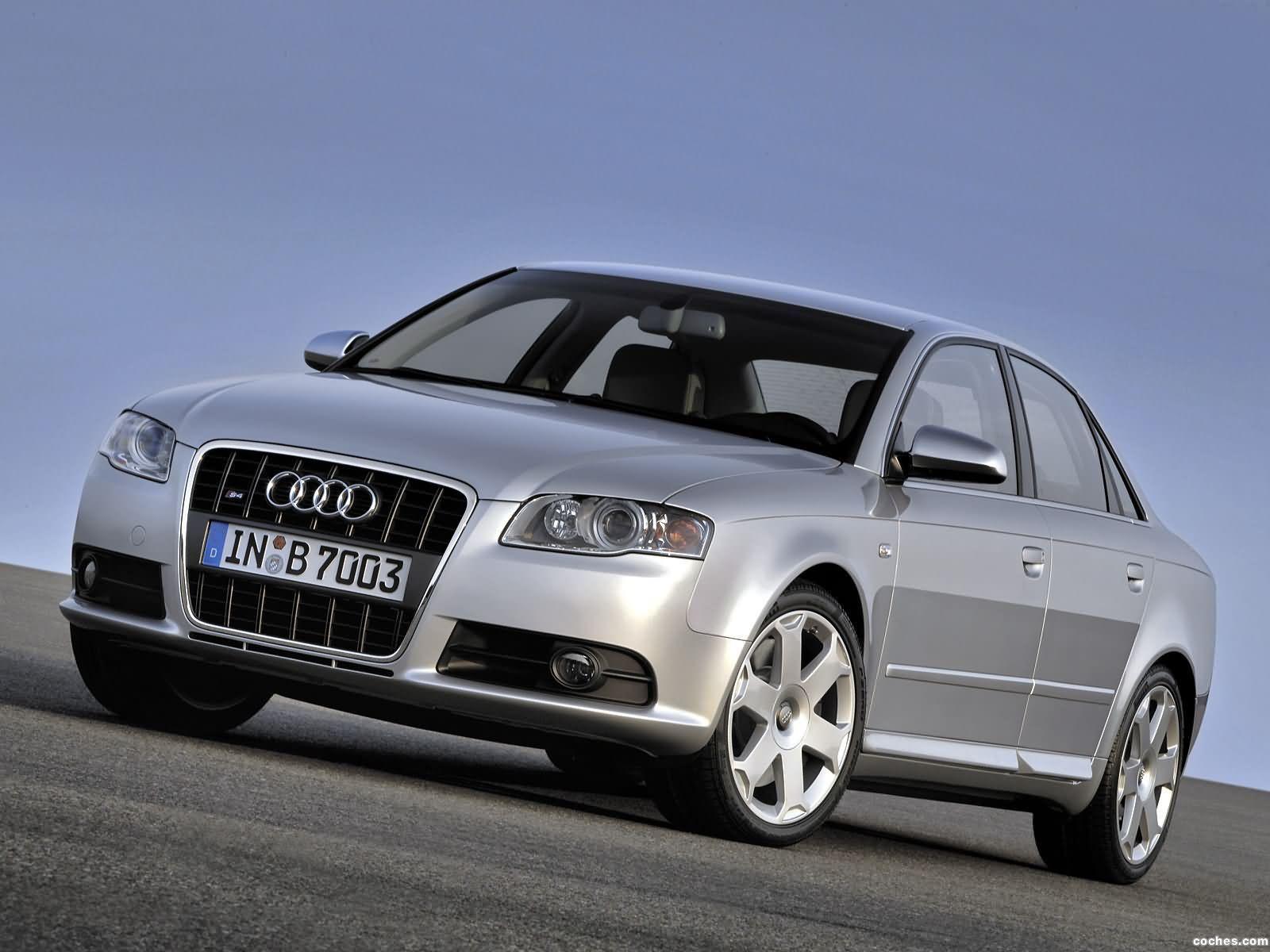 Foto 1 de Audi S4 2005