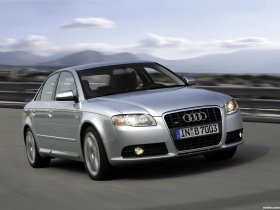 Ver foto 1 de Audi S4 2005