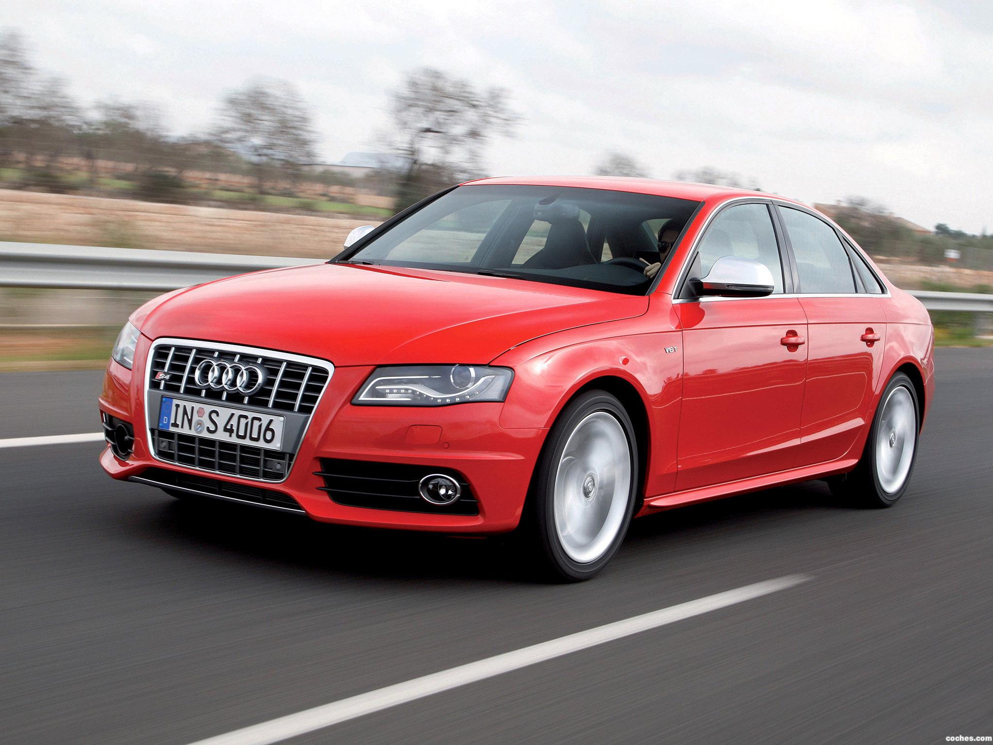 Foto 0 de Audi S4 2009