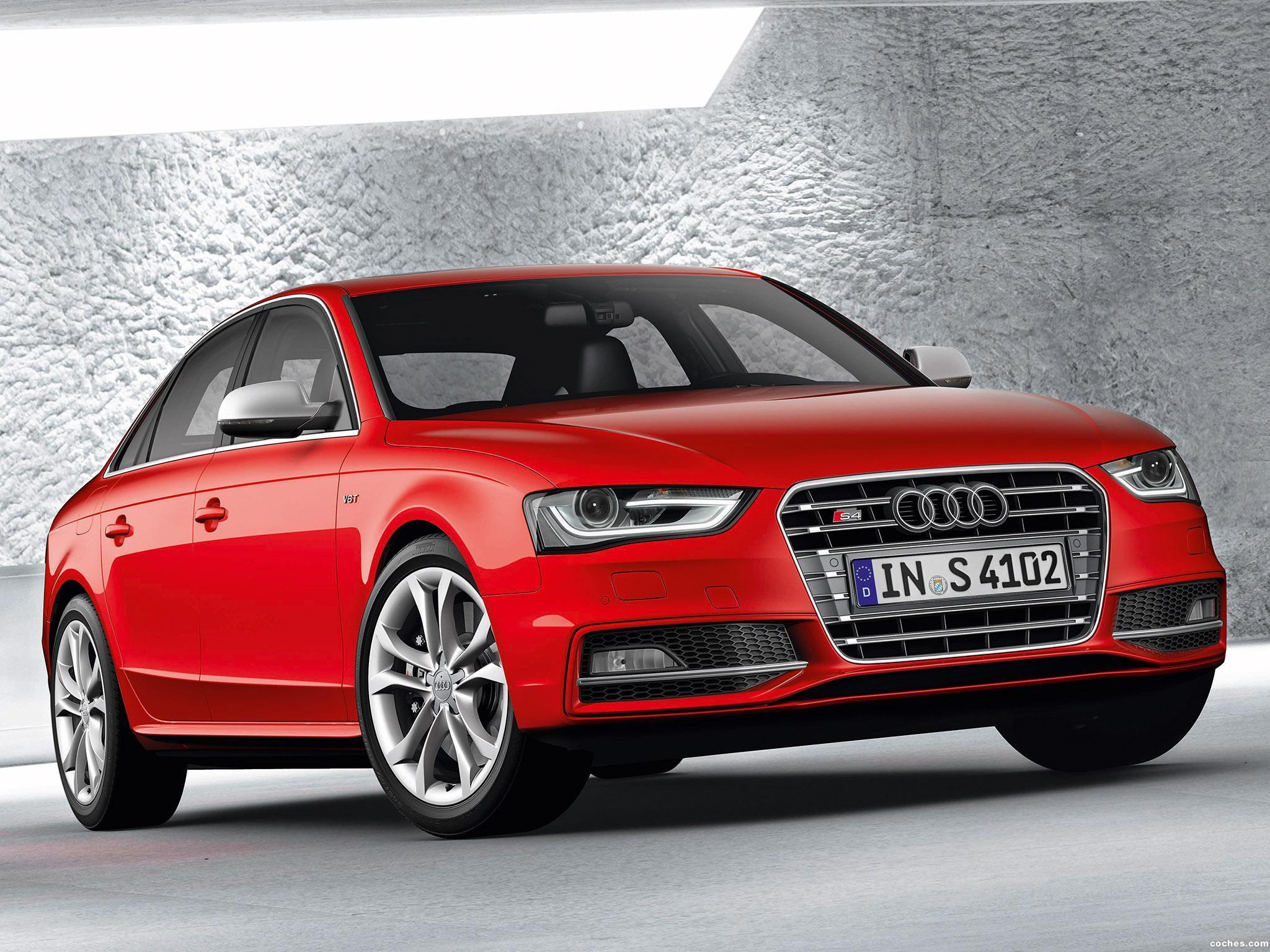 Foto 0 de Audi S4 2012