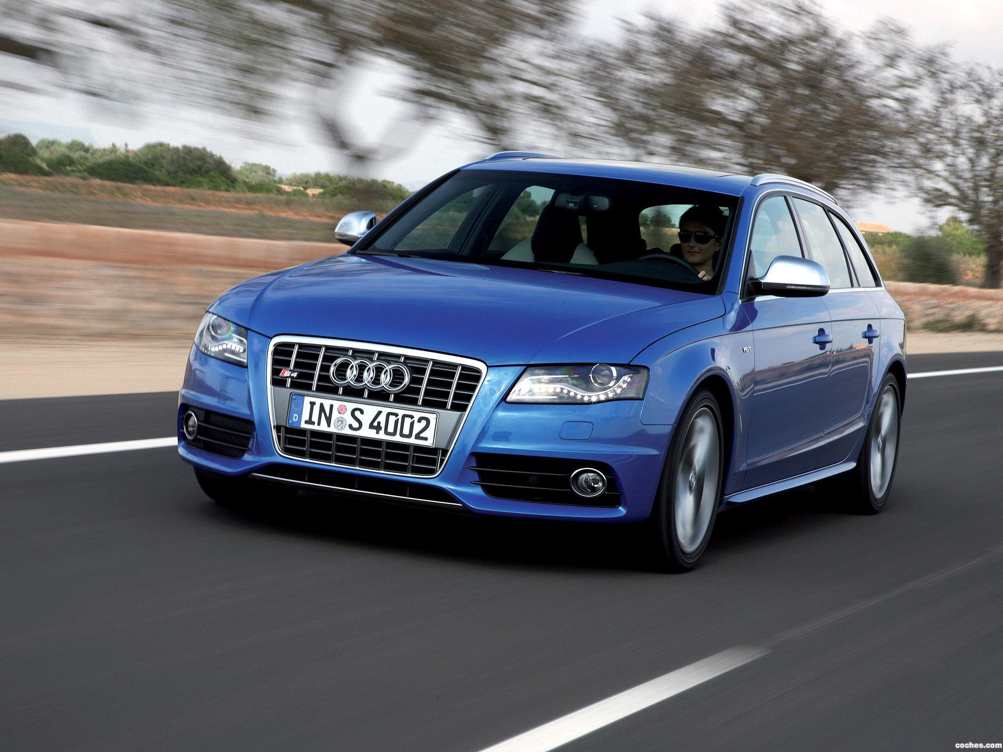 Foto 0 de Audi S4 Avant 2009