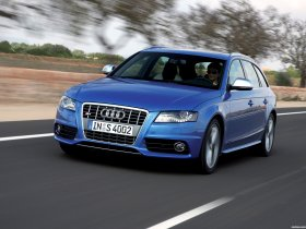 Ver foto 1 de Audi S4 Avant 2009
