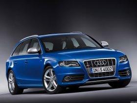 Ver foto 11 de Audi S4 Avant 2009