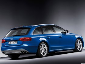 Ver foto 10 de Audi S4 Avant 2009