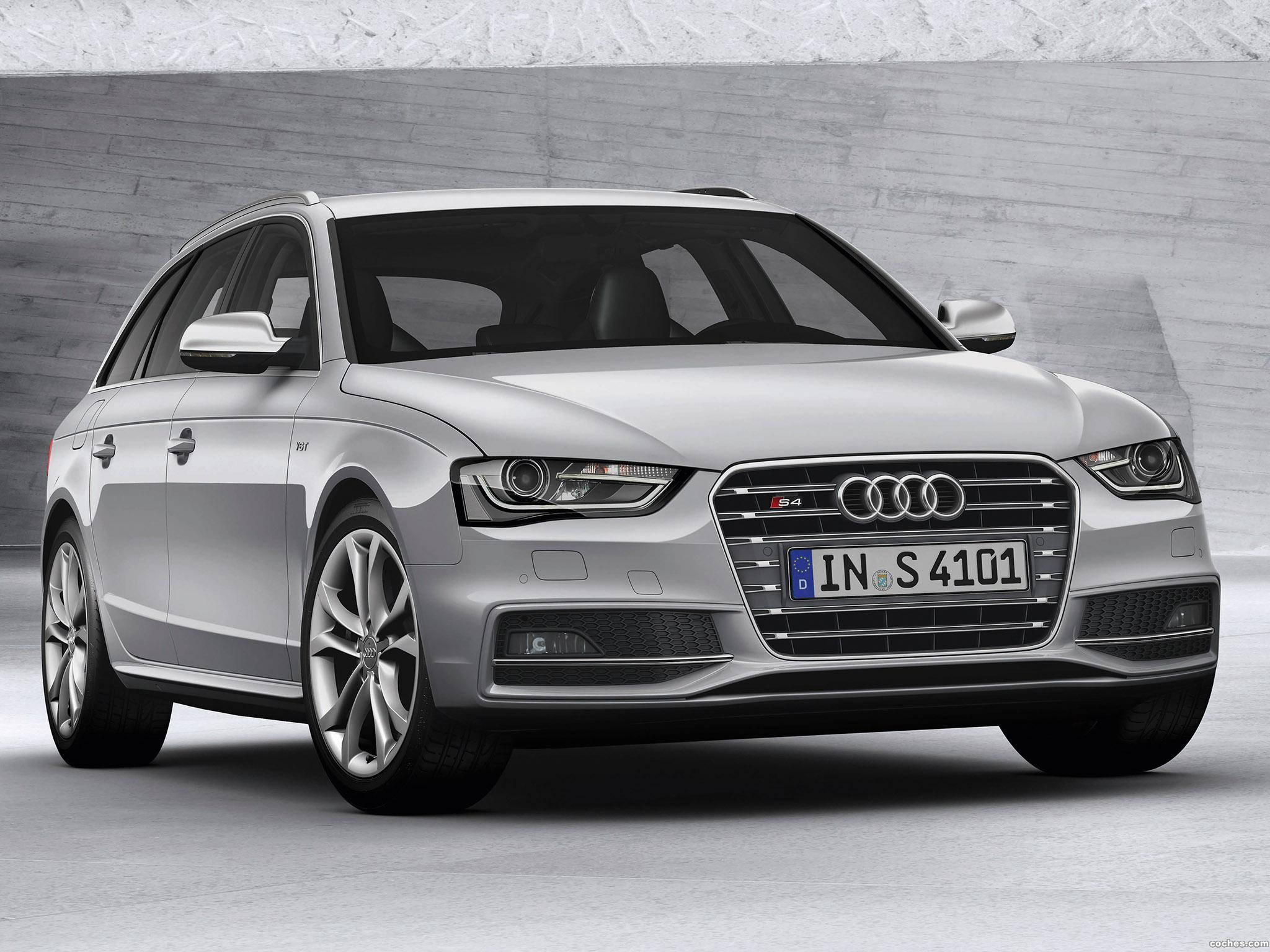 Foto 0 de Audi S4 Avant 2012