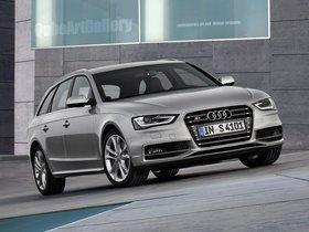 Ver foto 10 de Audi S4 Avant 2012
