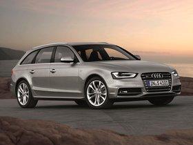 Ver foto 7 de Audi S4 Avant 2012