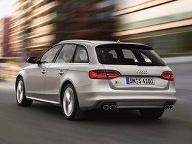 Ver foto 4 de Audi S4 Avant 2012