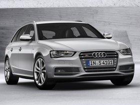 Ver foto 1 de Audi S4 Avant 2012