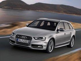 Ver foto 16 de Audi S4 Avant 2012