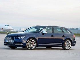 Fotos de Audi S4 Avant 2016