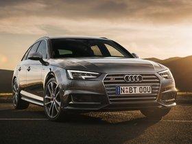 Ver foto 7 de Audi S4 Avant Australia 2017