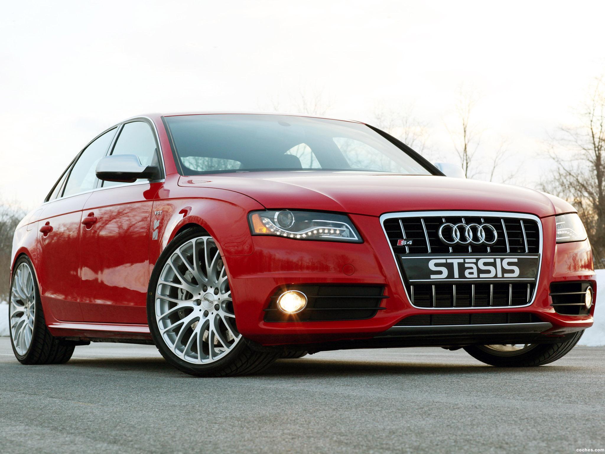 Foto 0 de Audi STaSIS S4 2011