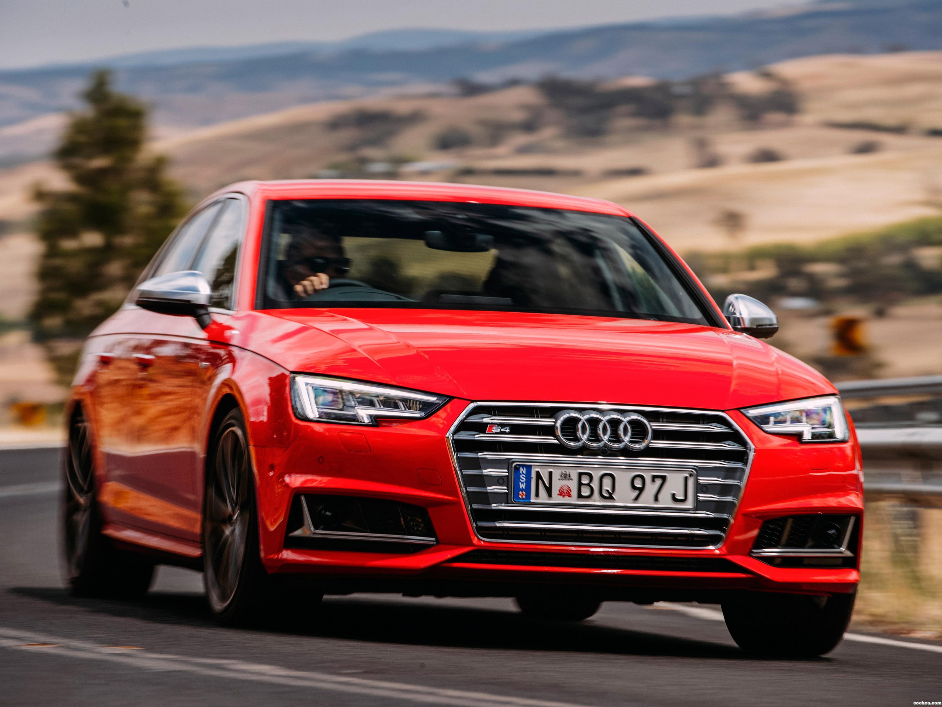 Foto 0 de Audi S4 Australia  2017