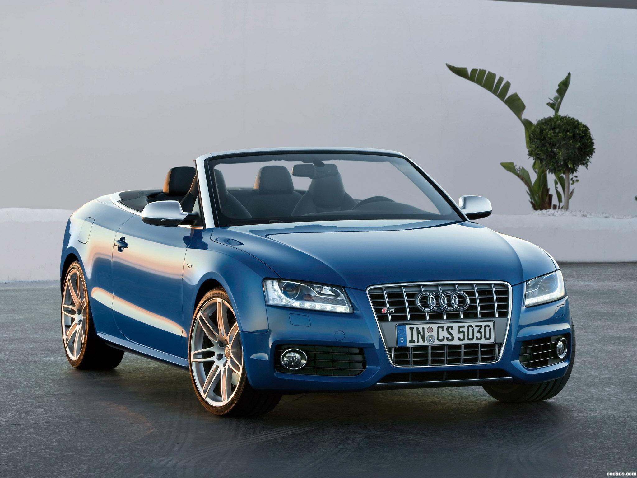 Foto 0 de Audi S5 Cabriolet 2009