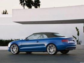 Ver foto 12 de Audi S5 Cabriolet 2009