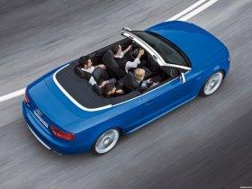 Ver foto 2 de Audi S5 Cabriolet 2009