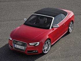 Ver foto 8 de Audi S5 Cabriolet 2011
