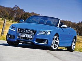 Ver foto 7 de Audi S5 Cabriolet Australia 2014