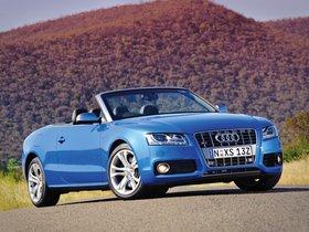 Ver foto 4 de Audi S5 Cabriolet Australia 2014