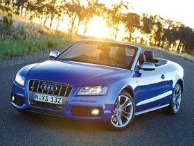Ver foto 2 de Audi S5 Cabriolet Australia 2014