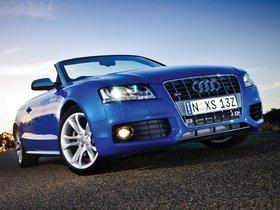 Fotos de Audi S5 Cabriolet Australia 2014