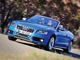 Ver foto 10 de Audi S5 Cabriolet Australia 2014