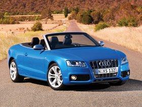 Ver foto 9 de Audi S5 Cabriolet Australia 2014