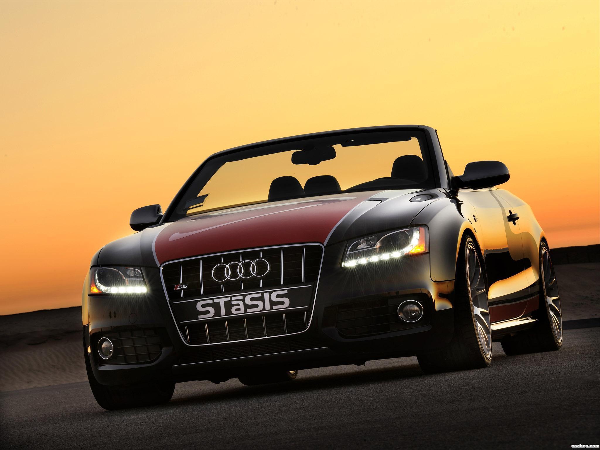 Foto 0 de Audi S5 Cabriolet STaSIS Challenge Edition 2011