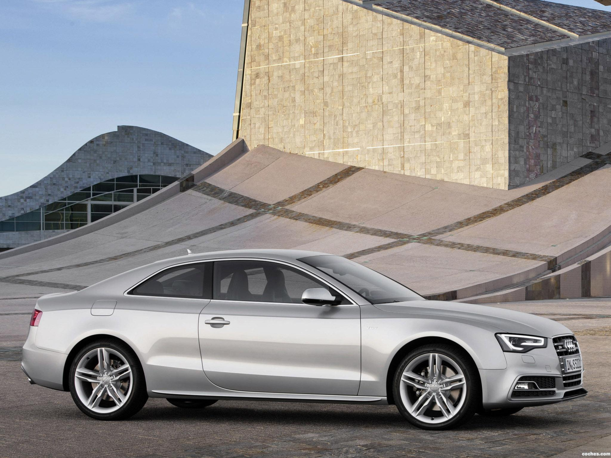 Foto 6 de Audi S5 Coupe 2011