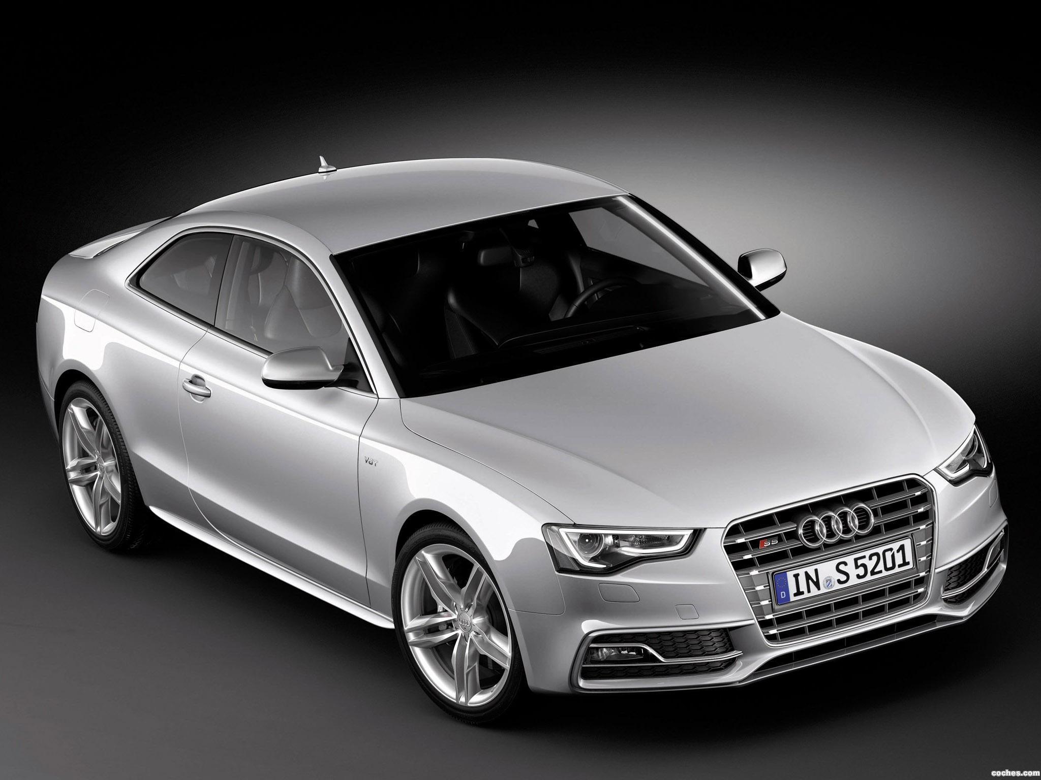 Foto 4 de Audi S5 Coupe 2011