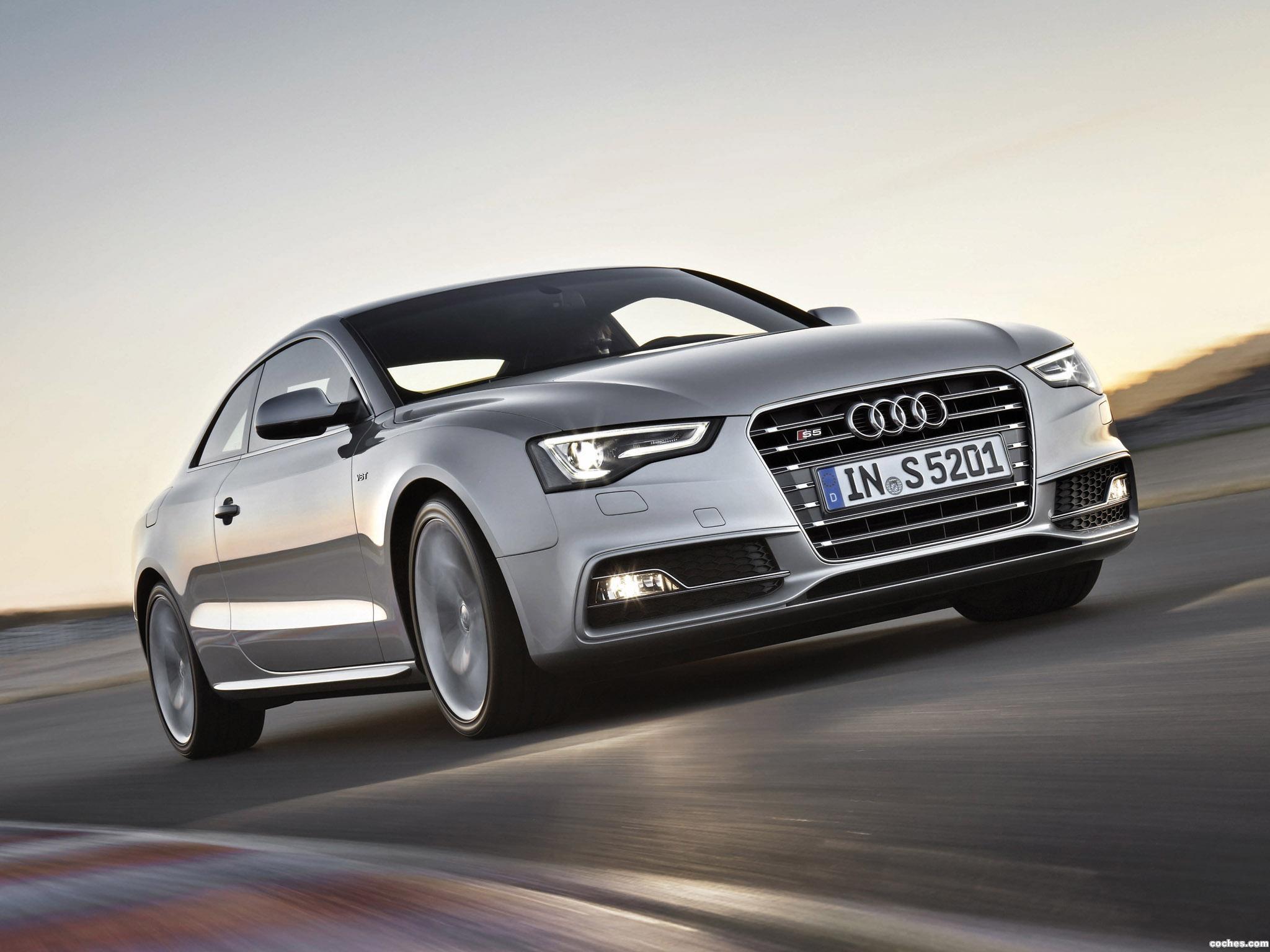 Foto 2 de Audi S5 Coupe 2011