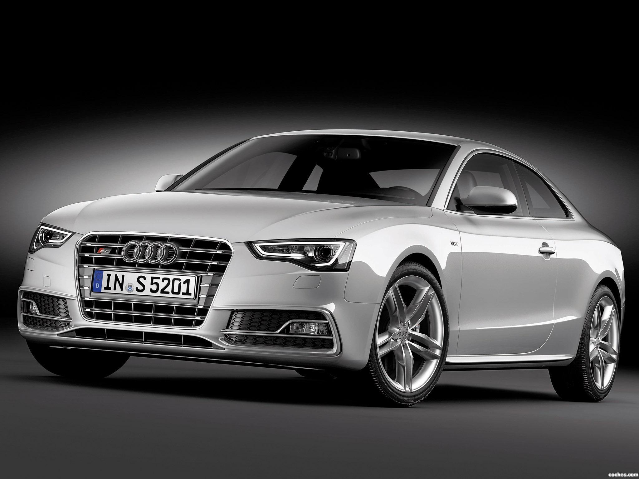 Foto 0 de Audi S5 Coupe 2011