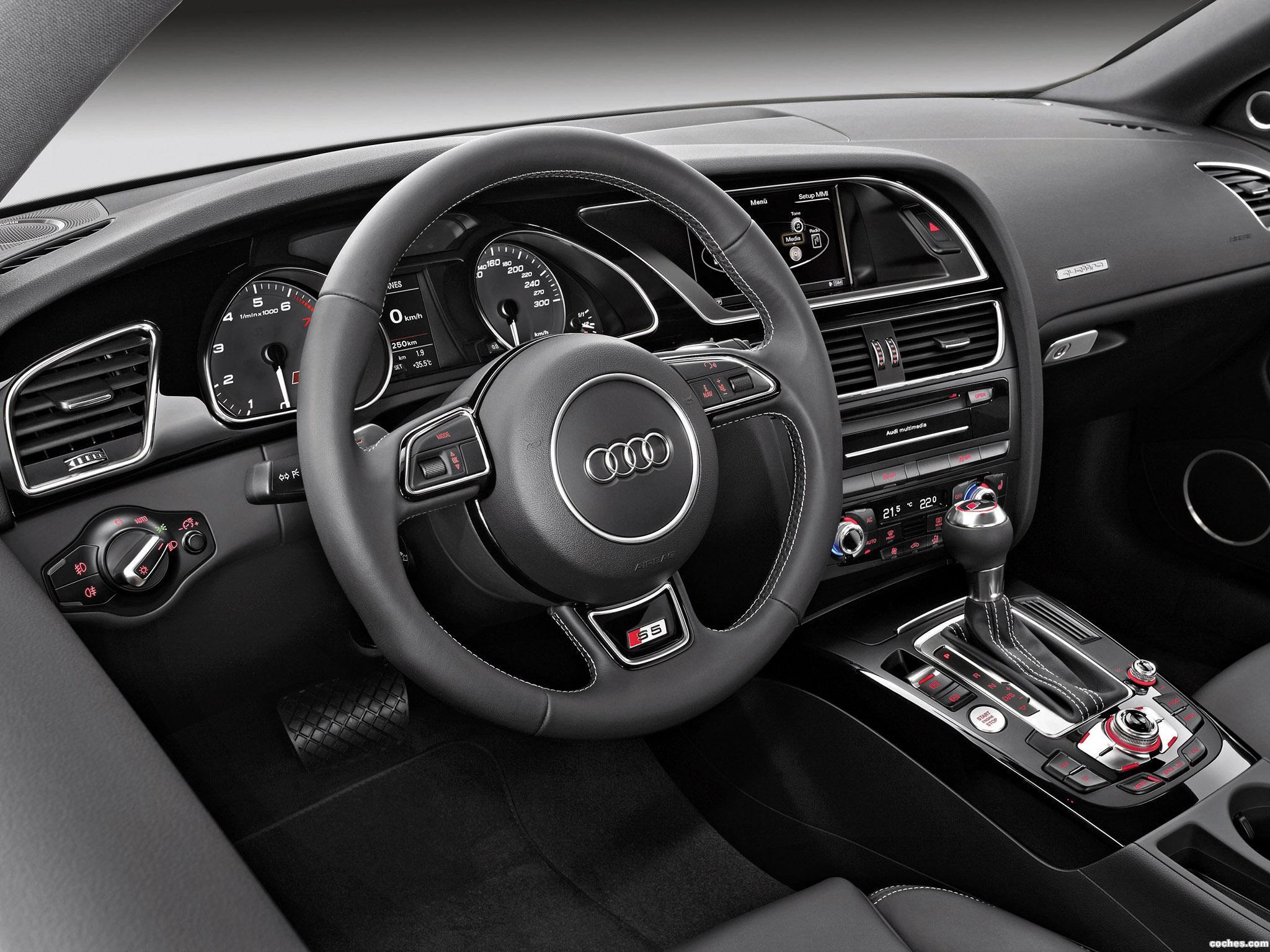 Foto 14 de Audi S5 Coupe 2011