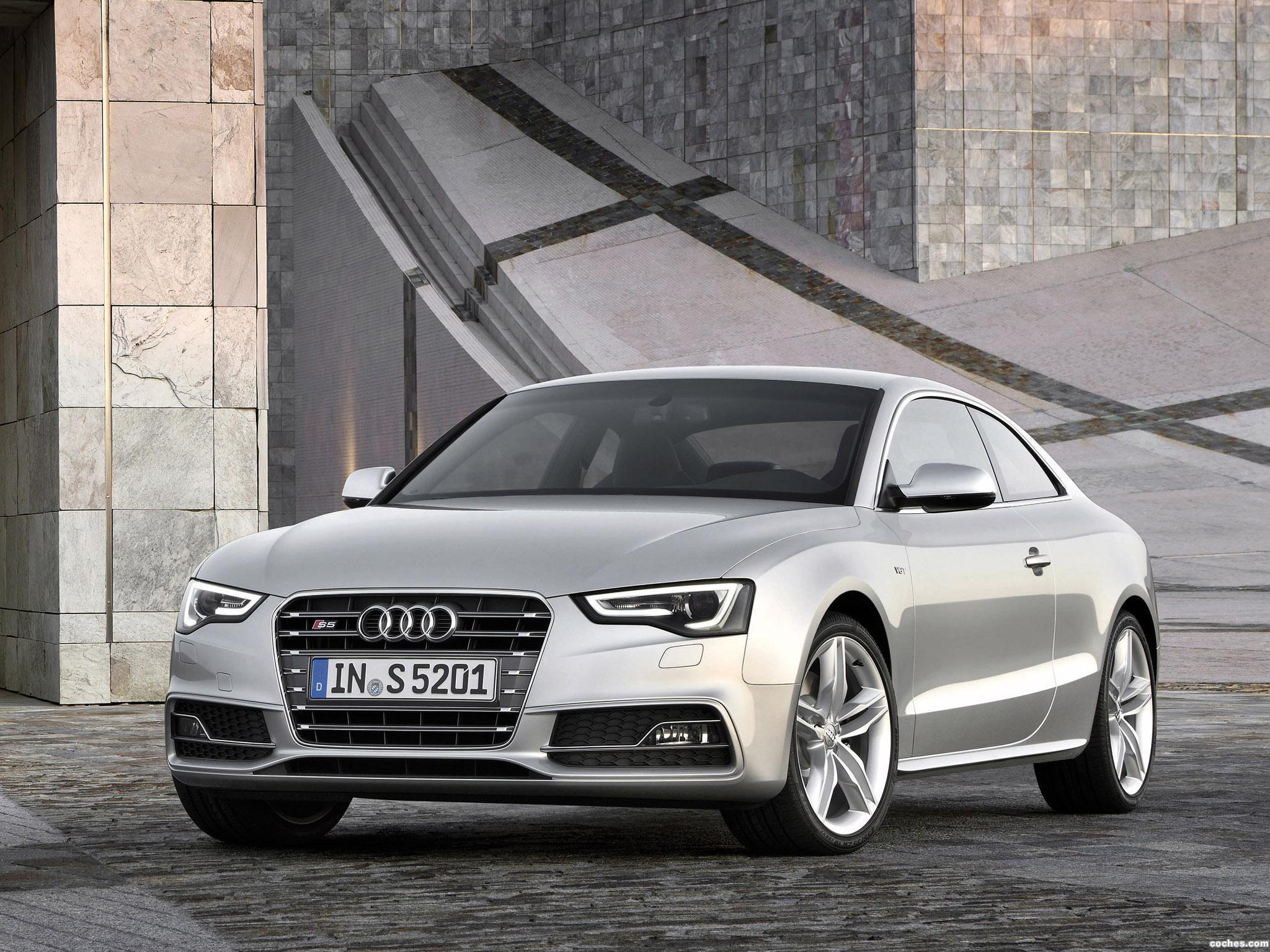 Foto 10 de Audi S5 Coupe 2011