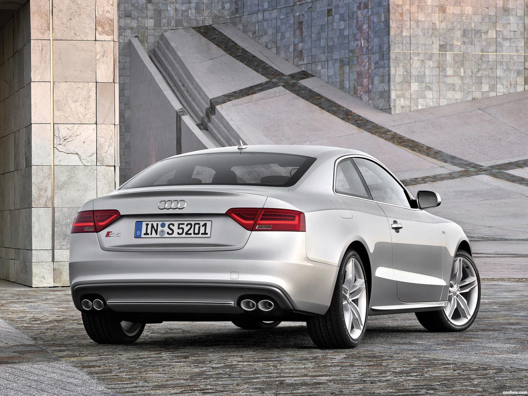 Foto 9 de Audi S5 Coupe 2011