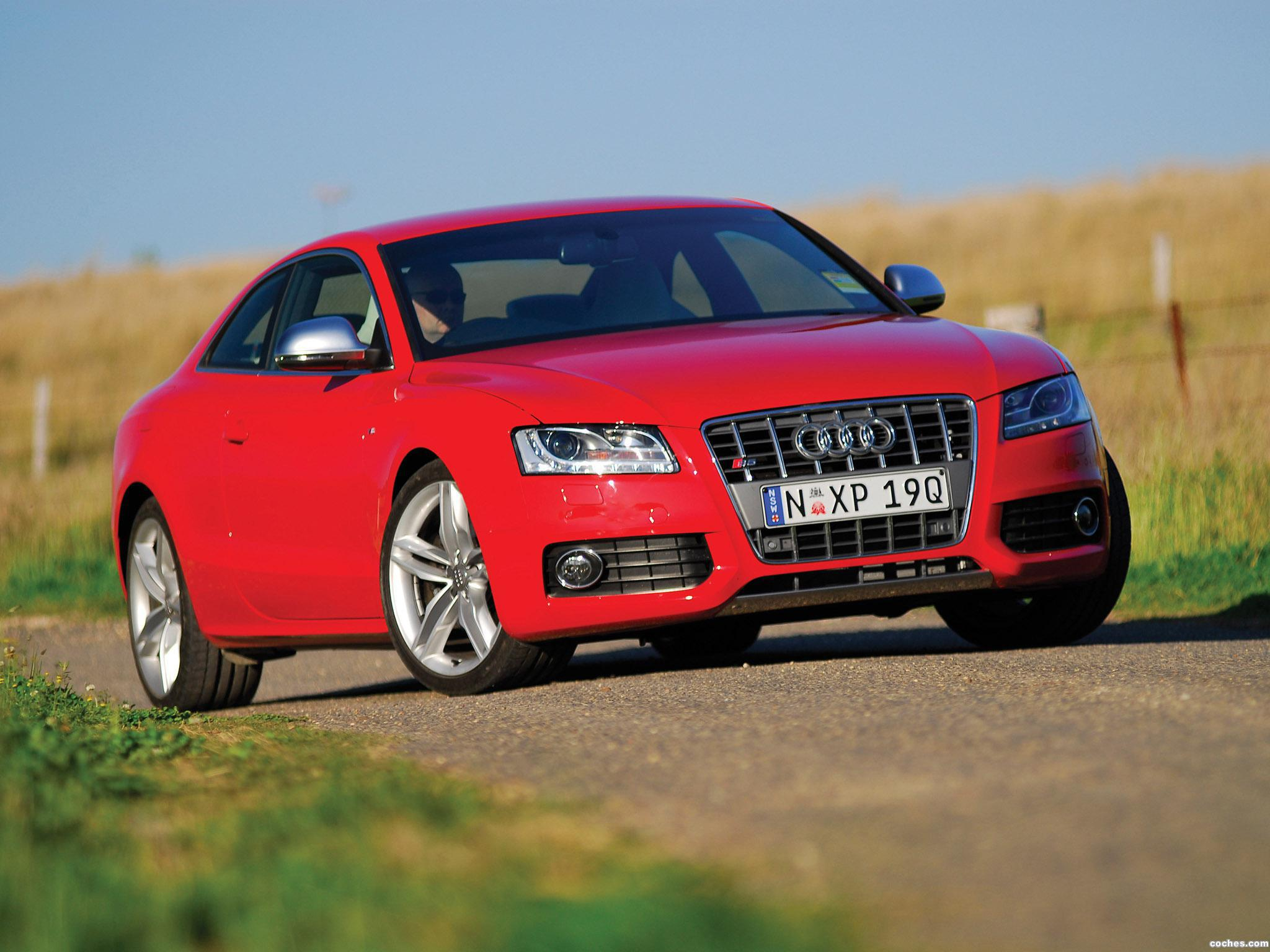 Foto 0 de Audi S5 Coupe Australia 2007