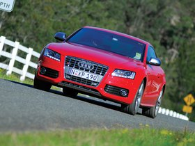 Ver foto 3 de Audi S5 Coupe Australia 2007