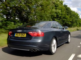 Ver foto 5 de Audi S5 Coupe UK 2008