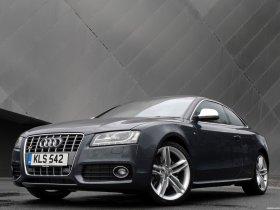 Ver foto 4 de Audi S5 Coupe UK 2008