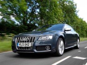 Fotos de Audi S5 Coupe UK 2008