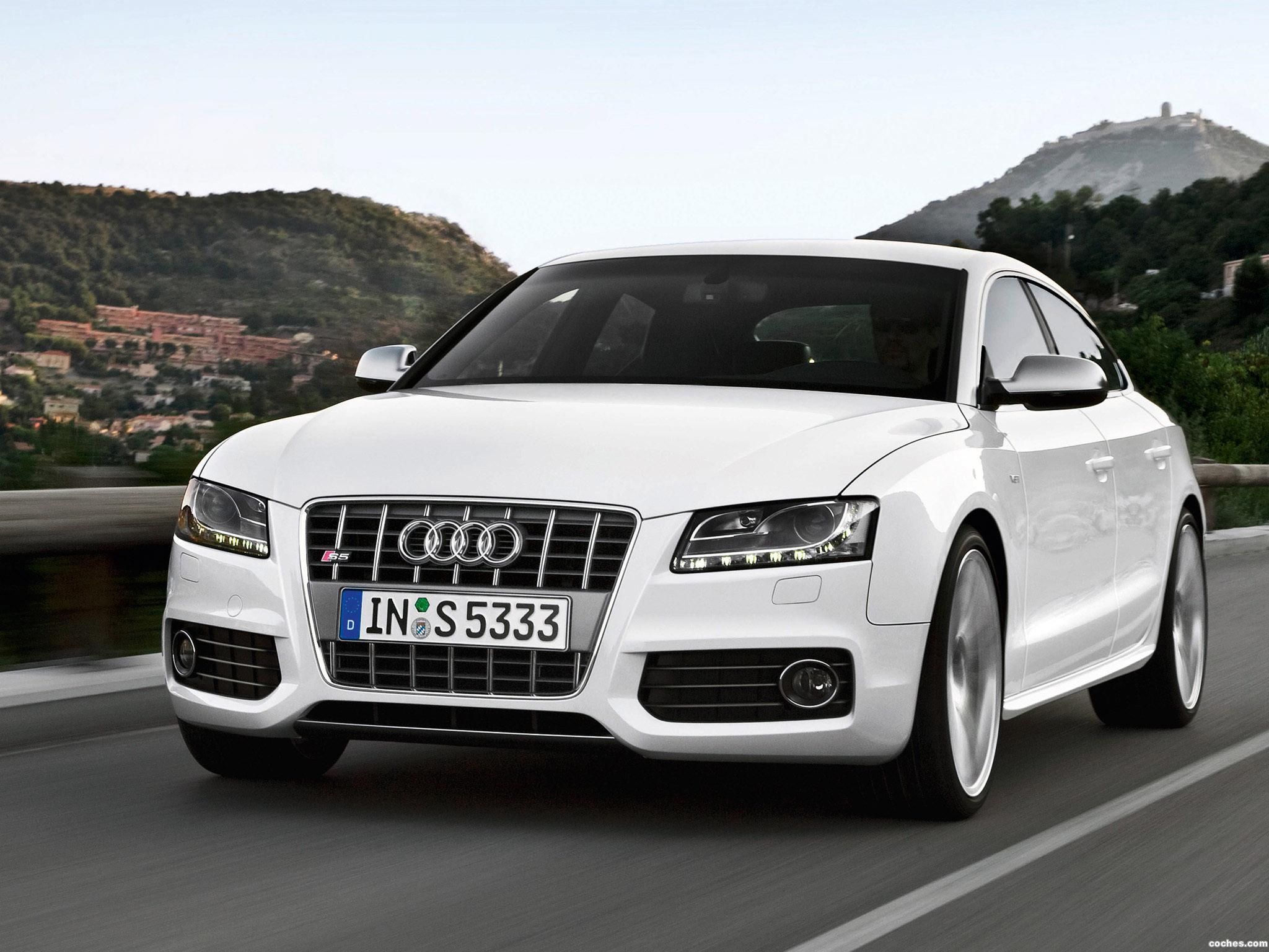 Foto 0 de Audi S5 Sportback 2009