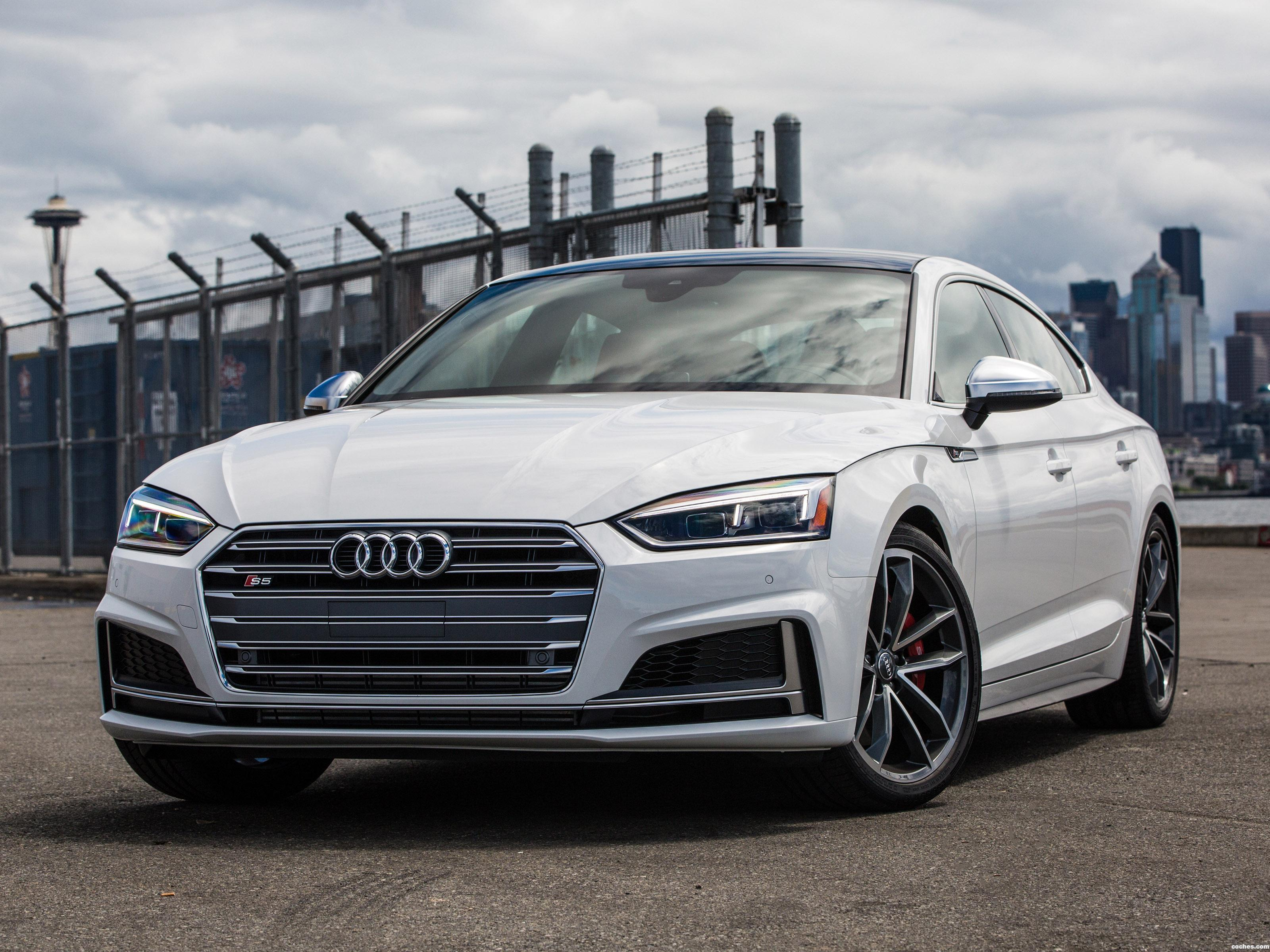 Foto 0 de Audi S5 Sportback USA  2017