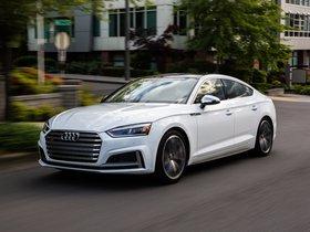 Ver foto 7 de Audi S5 Sportback USA  2017