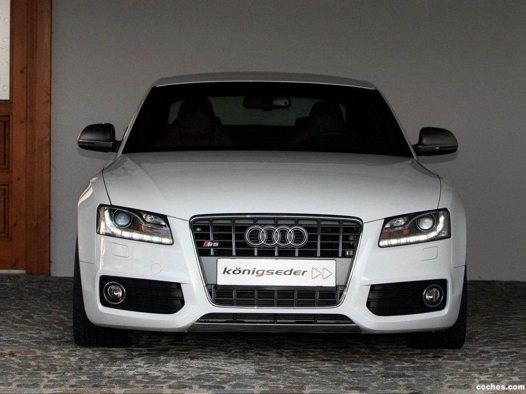 Foto 3 de Audi Koenigseder S5 2008