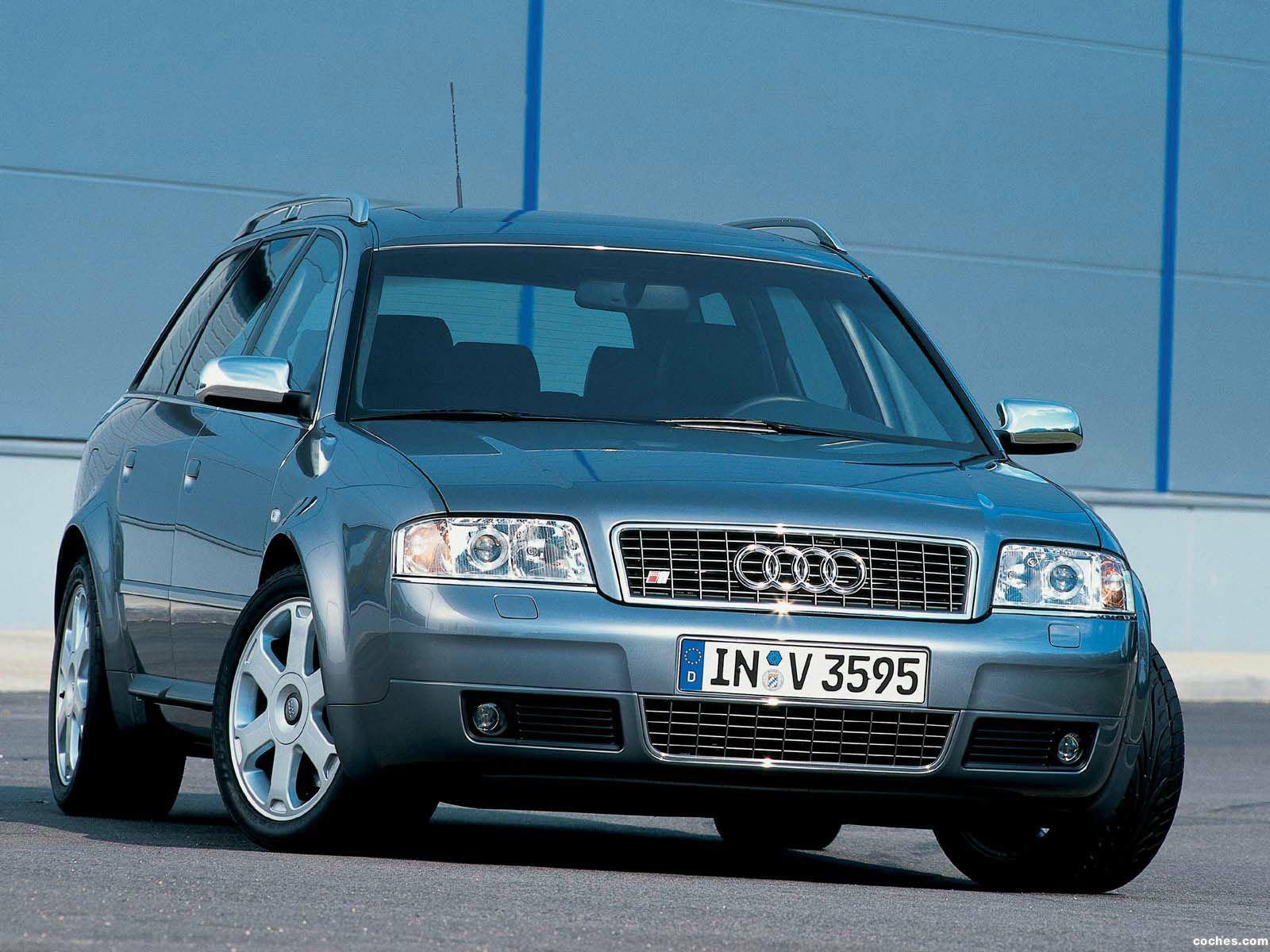 Foto 0 de Audi S6 Avant 1999