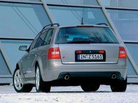 Ver foto 4 de Audi S6 Avant 1999