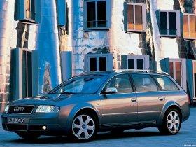 Ver foto 3 de Audi S6 Avant 1999
