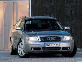 Ver foto 2 de Audi S6 Avant 1999