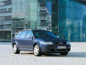 Ver foto 10 de Audi S6 Avant 1999